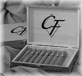 Box of CF Dominicana Cigars